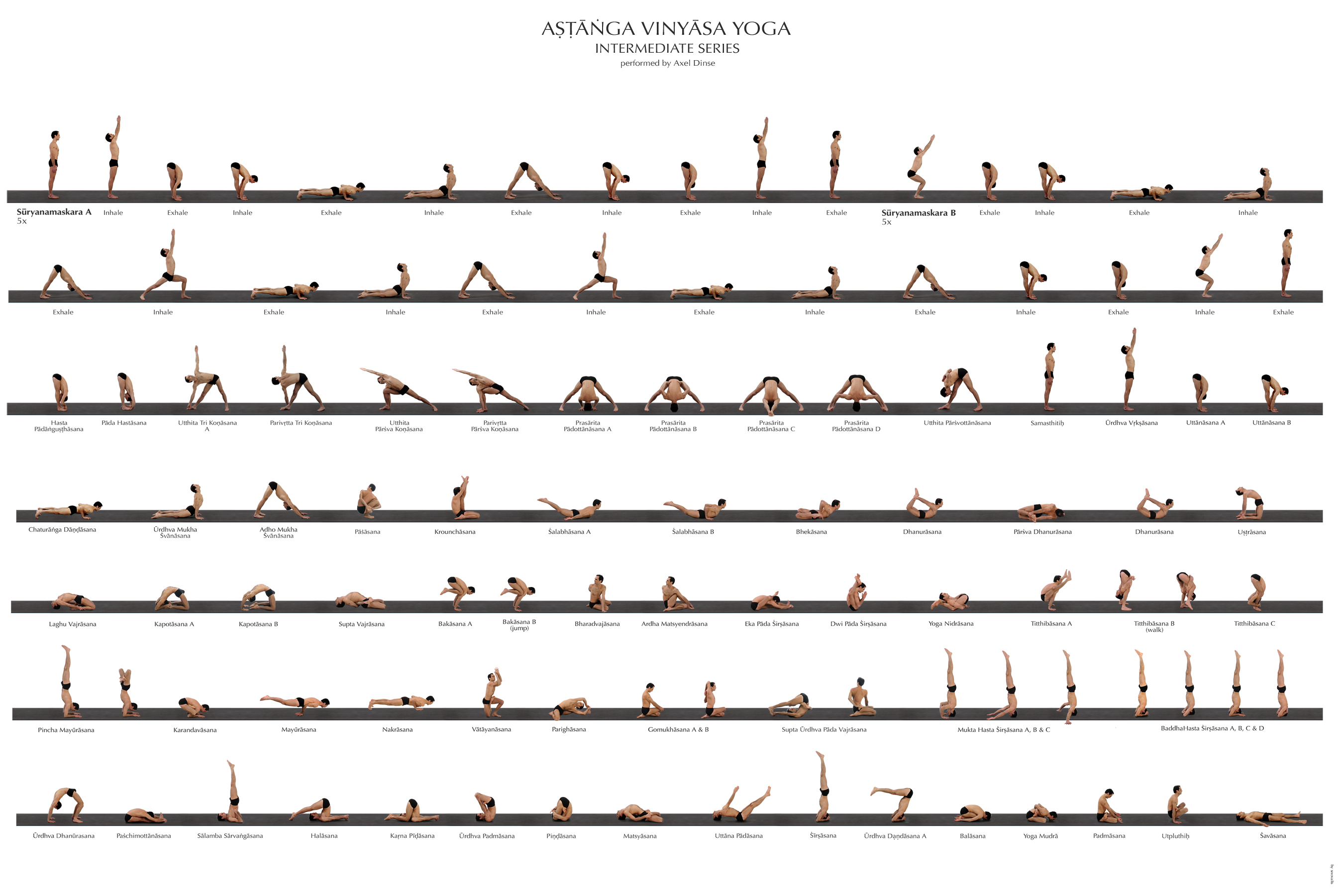 17 Best ideas about Ashtanga Vinyasa Yoga on Pinterest | Ashtanga ...