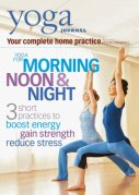 Yoga for Morning Noon & Night by Jason Crandell